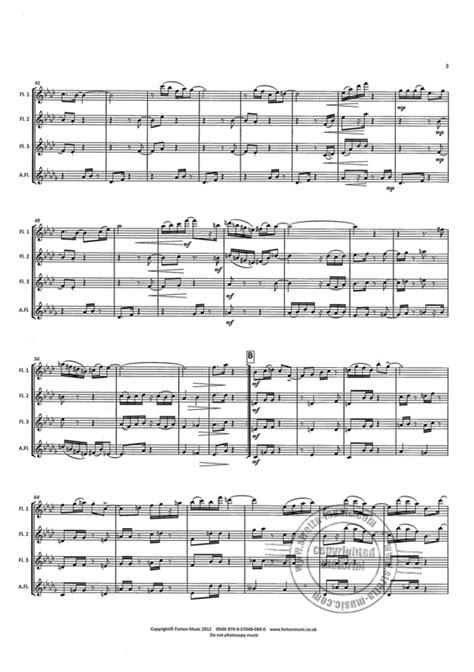 Toppling Leaves  music sheet
