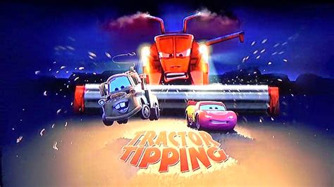 tractor tipping