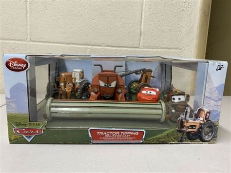 tractor tipping eBay
