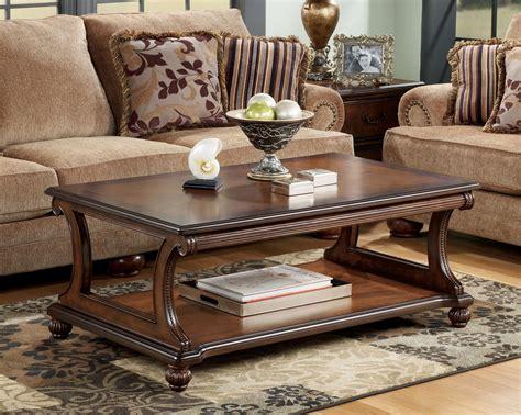 traditional wood coffee table eBay