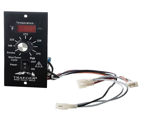 free download ebooks Traeger Digital Thermostat Wiring Diagram