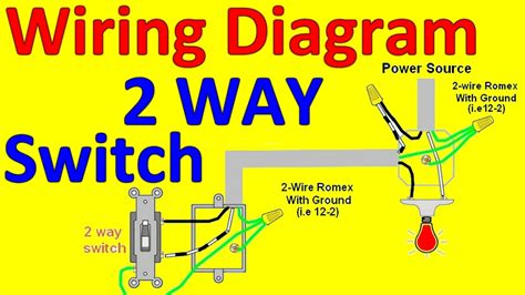 free download ebooks Two Switch Electrical Schematic Wiring Diagram