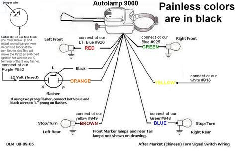 free download ebooks Universal Turn Signal Wiring Schematic For