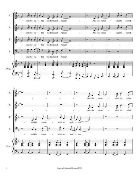 Unto Us A Child Is Born A Gospel Christmas Anthem  music sheet