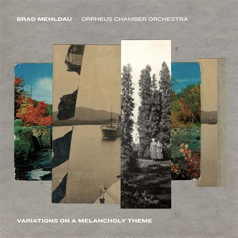 Variations On A Melancholy Theme 1987  music sheet