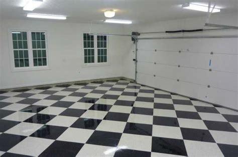 vinyl composite tile All Garage Floors