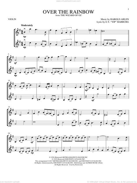 violin duet 2 music sheet