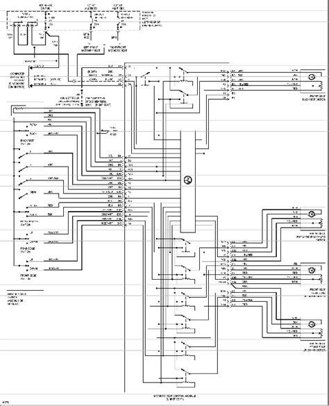 free download ebooks Volvo Power Seat Wiring Diagram