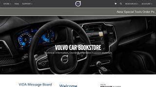 volvotechinfo Volvo Car USA LLC Bookstore