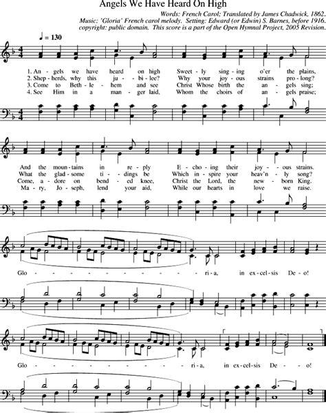 We Have Heard In Bethlehem  music sheet