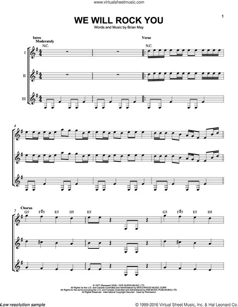 We Will Rock You Solo For Easy Alto Saxophone And Piano  music sheet