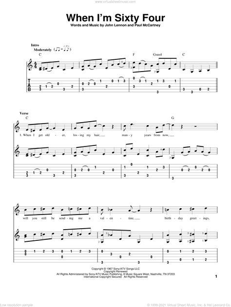 When I M 64 For Brass Quintet  music sheet