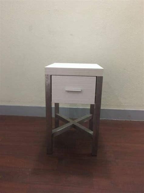white bedside tables brisbane eBay