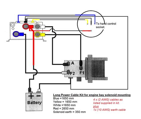 free download ebooks Winch Relay Wiring Diagram