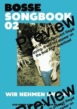 Wir Nehmen Uns Mit  music sheet
