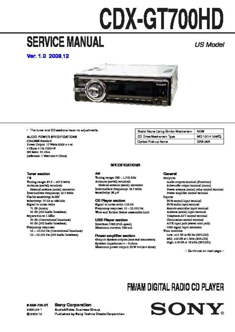 free download ebooks Wire Diagram Cdx Gt700hd