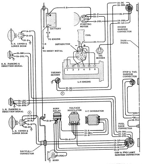 free download ebooks Wire Diagram For 1968 Chevy C10 Pick Up