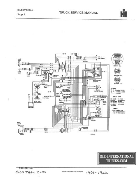 free download ebooks Wire Diagram For 1969 International Pickup
