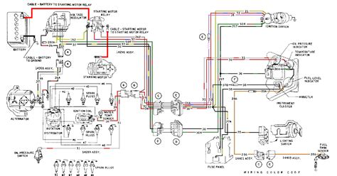 free download ebooks Wiring Diagram For 66 77 Ford Bronco