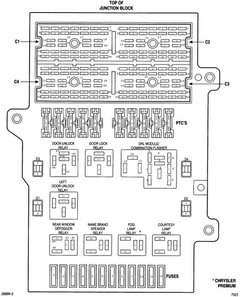 free download ebooks Wiring Diagram For 98 Chrysler Town And Country