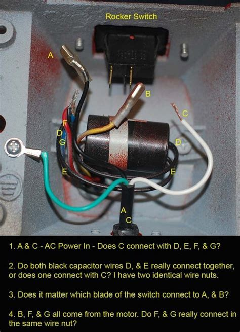 free download ebooks Wiring Diagram For A Bench Grinder