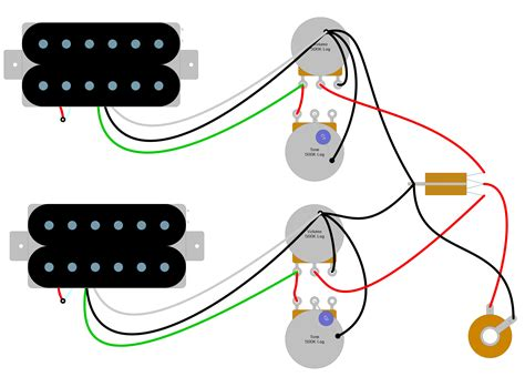 free download ebooks Wiring Diagram For A Les Paul