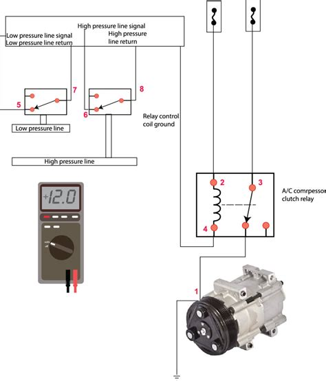 free download ebooks Wiring Diagram For Ac Compressor