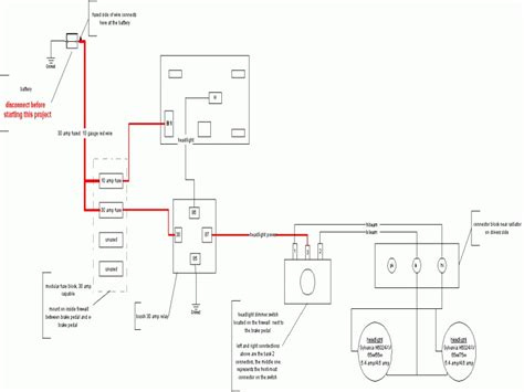 free download ebooks Wiring Diagram For Headlights