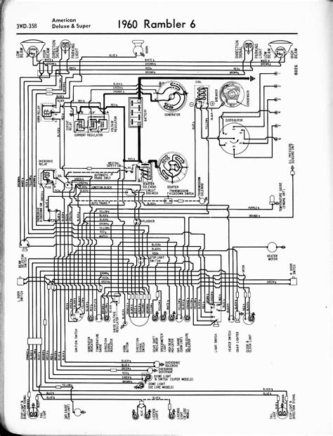 57 65 ford wiring diagrams the old car manual project images 57 wiring diagram index the old car manual project