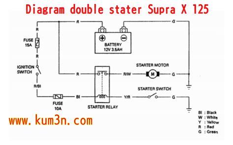 free download ebooks Wiring Diagram Motor Honda Supra
