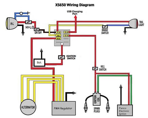free download ebooks Xs650 Simple Wiring Harness