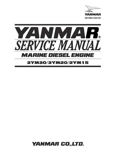 free download ebooks Yanmar 3ym30 Service Manual.pdf