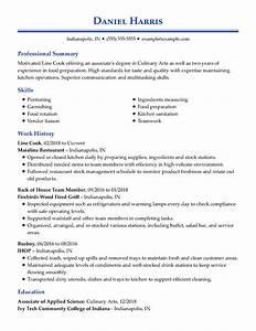 prep cook resume sample job description line  contracts manager    line cook job description • resume baking