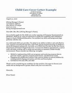 child care center director cover letter  child care recommendation    sample cover letters child care worker cover