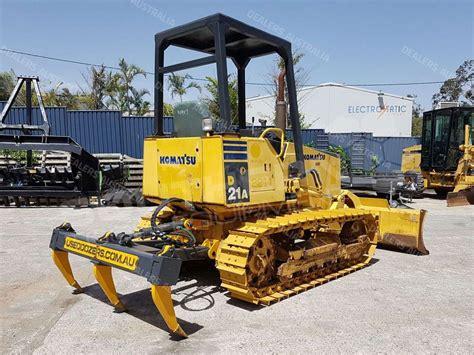 komatsu d20 d21a e p pl pll s q 6 6a bulldozer service repair shop manual