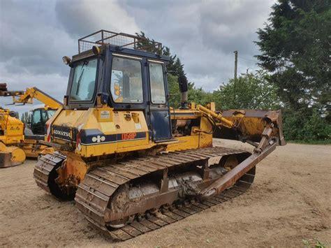 Komatsu D58e 1 D58p 1 D58 Dozer Bulldozer Service Repair Shop ...