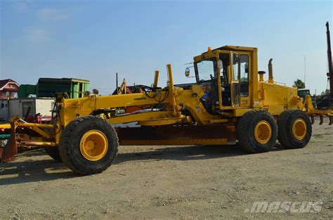 Komatsu Gd705a 4 Gd705 Motor Grader Service Repair Workshop Manual