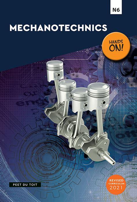 Mechanotechnics N6 Ebook (ePUB/PDF)