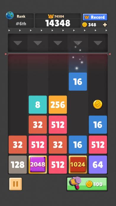 Drop The Number Merge Puzzle on the App Store
