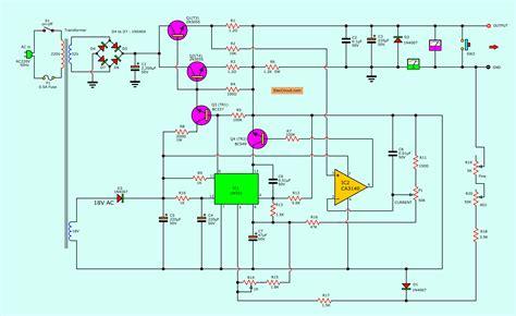 0 30v Power Supply Circuit Diagram (ePUB/PDF) Free