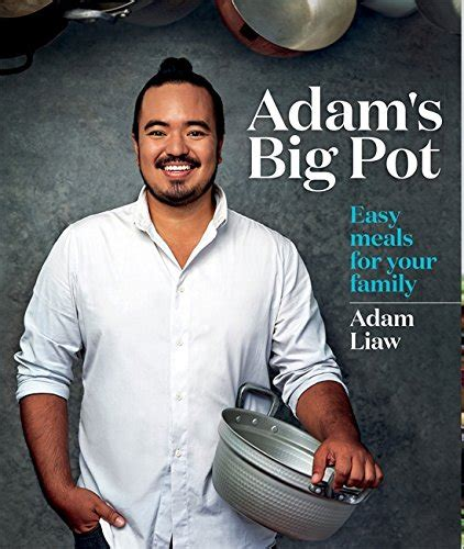 0600634728 Adams Big Pot Easy Meals For Your Family