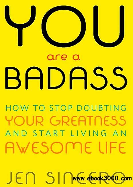 0762447699 You Are Badass® Doubting Greatness