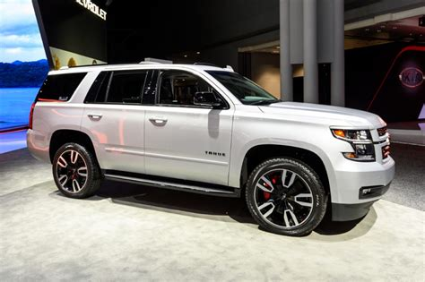 10 Chevrolet Tahoe Competitors to Consider