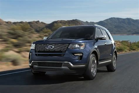 10 Mid-Size SUVs that Come with AWD