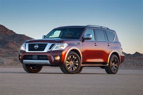10 Nissan Armada Competitors to Consider
