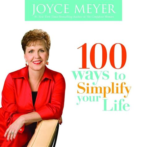 100 Ways To Simplify Your Life By Meyer Joyce 27 November 2008