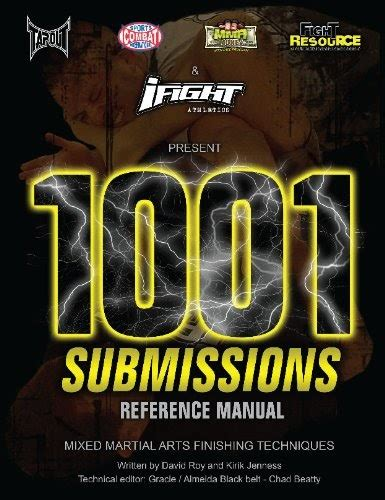 1001 Submissions Mixed Martial Arts Finishing Techniques English Edition