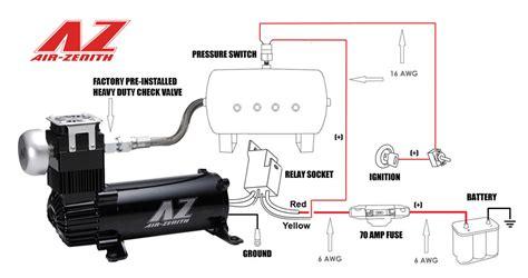 12 Volt Compressor Wiring Diagram (ePUB/PDF)
