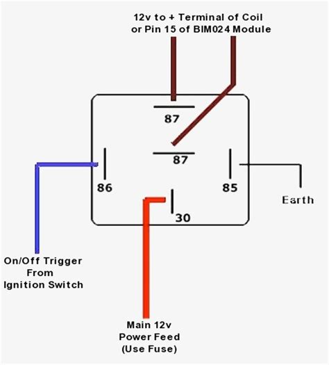 12 Volt Relay Wiring Diagram Function (ePUB/PDF) Free
