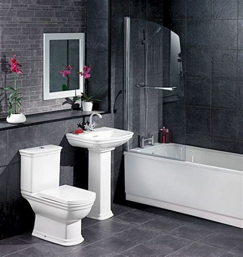 15 Black and White Bathroom Ideas Design Pictures
